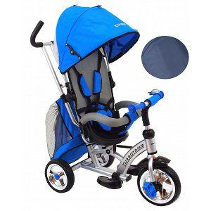 TRICIKL GURALICA Baby mix plavi 915916