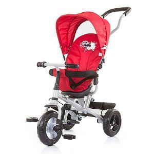 Tricikl guralica Chipolino MaxRide Red