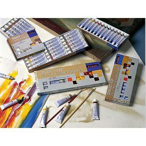Uljana boja A01218S Artmate 18x12mL