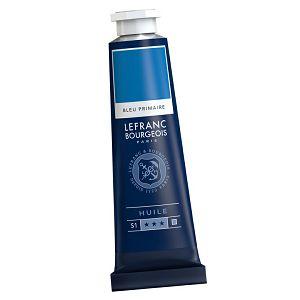Uljana boja Lefranc Bourgeois fine 40ml plava (063)