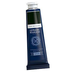 Uljana boja Lefranc Bourgeois fine 40ml sap green (552)
