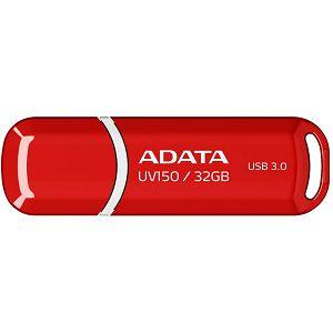USB MEMORY STICK 32GB Adata UV150, crveni, USB 3.1