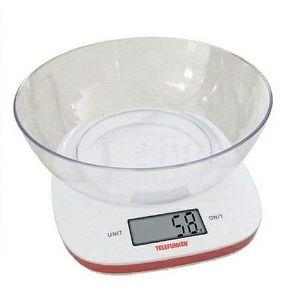 VAGA DIGITALNA TELEFUNKEN 5kg, kuhinjska s posudom 345569