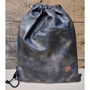 Torba Vreća za papuče Antonio Gym metal, 35x45cm Antonio World Fashion 233316